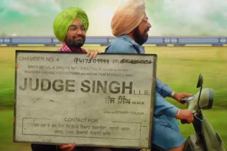 Judge Singh LLB   Punjabi Movie Screening details for Melbourne, Sydney, Perth, Adelaide and Brisbane
