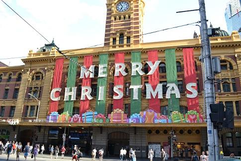 Christmas Flinders