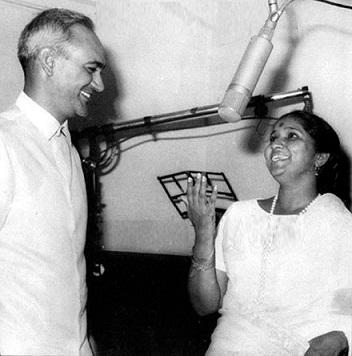 Asha BHOSLE AND oP nAYYAR
