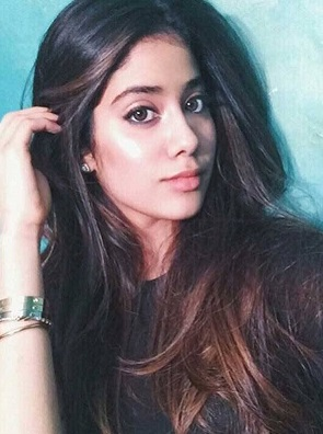 Jhanvi Sreedevi's daughter