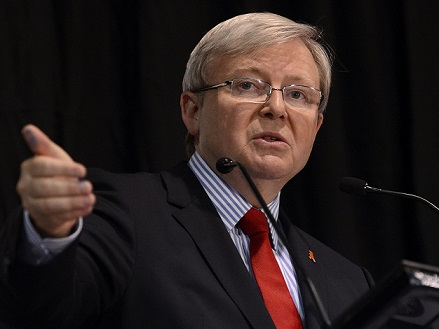 Let's cheer Kevin Rudd for United Nations Secretary-general Post