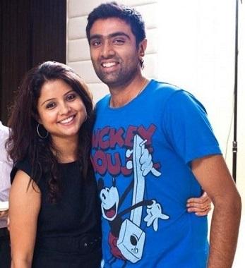 Ravi Chandran Aswin and Preethi Narayan