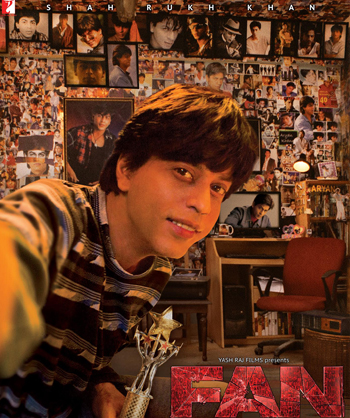 Fan Hindi Movie Session Details for Australia (Melbourne, Sydney, Perth, Adelaide and Brisbane)