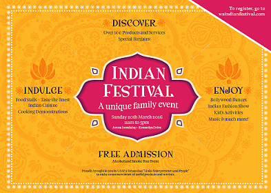 Indian Festival 2016 in Perth, Western Australia