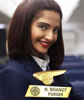 Neerja Hindi Movie Session Details for Australia (Melbourne, Sydney, Perth, Adelaide and Brisbane)