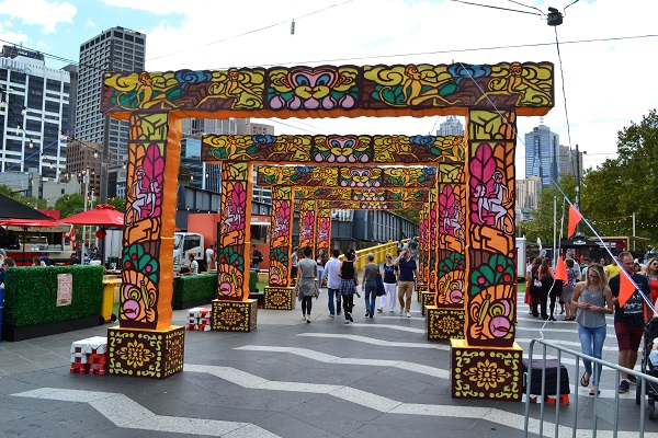 Chinese New Year Celebrations 2016 in Melbourne