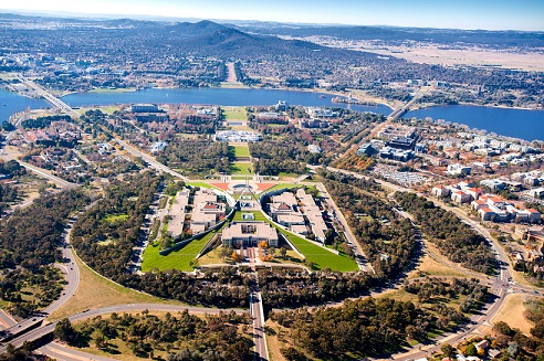 How Canberra Became Australia's Capital?