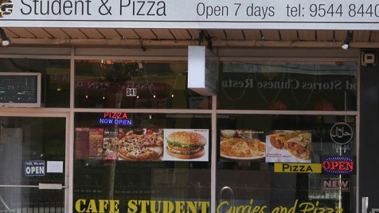 List of Indian Restaurants (Australia) fined in 2015 for lack of hygiene
