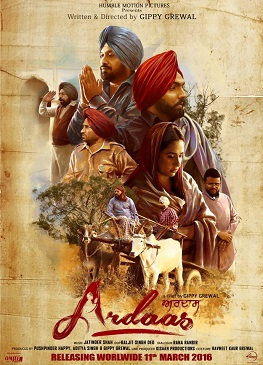 Ardaas movie in Australia