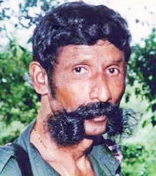 Sandalwood smuggler Veerappan – Now a global star