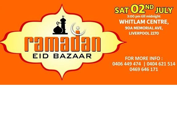 ramdan eid bazar
