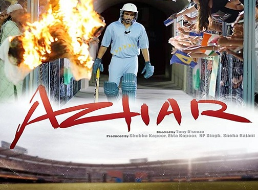 Azhar Hindi movie screening in Australia (Melbourne, Sydney, Perth, Adelaide and Brisbane)