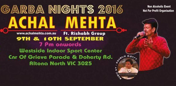 achal mehta in Melbourne