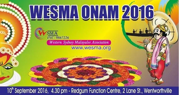 Western Sydney Onam Celebration