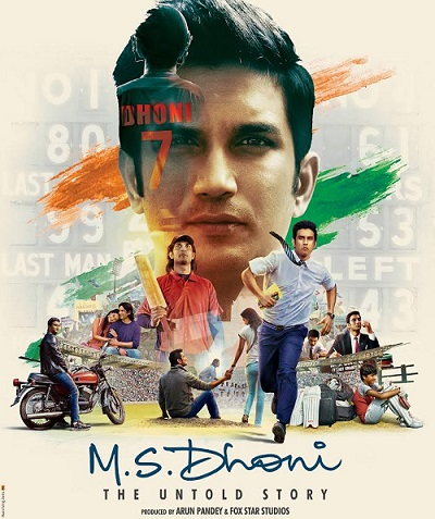 M.S. Dhoni: The Untold Story – Hindi movie screening details for Australia (Melbourne, Sydney, Perth, Adelaide and Brisbane)