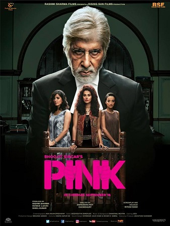 Pink – Hindi Movie Screening details for Australia (Melbourne, Sydney, Perth, Adelaide, Brisbane and Perth)