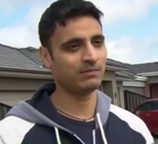 Pritpal singh home robbed