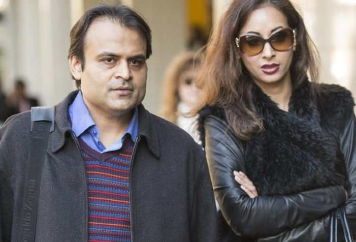 Pankaj and Radhika Oswal's life story and court cases