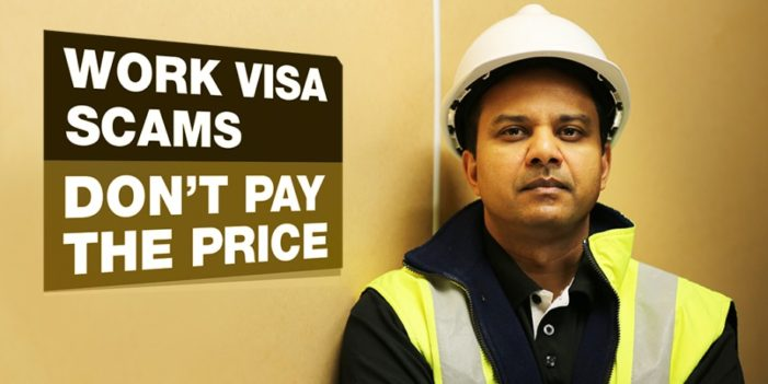 How to dob in your unscrupulous 457 visa sponsor once you no longer need them