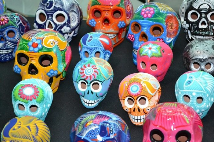 When Australia observed Mexico's day of remembrance of the dead