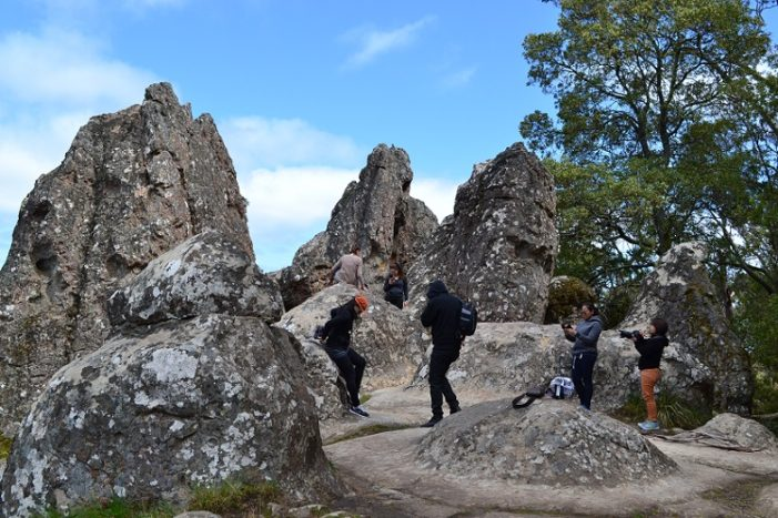 Hanging Rock of Melbourne