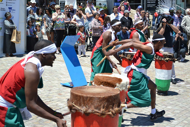 african-drummers-in-melbourne