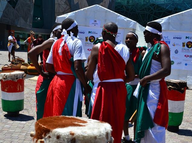 African Cultural Festival in Melbourne
