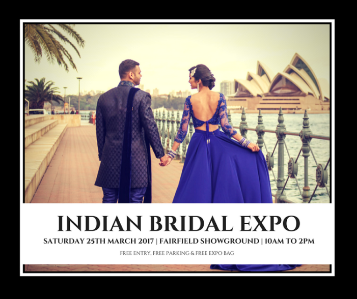 Indian Bridal Expo in Sydney