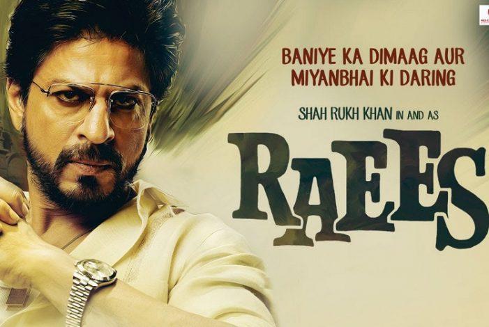 Raees Hindi Movie Screening details for Australia ( Melbourne, Sydney, Perth, Adelaide and Brisbane)