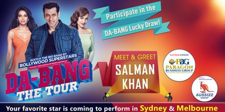 Da- Bang Tour Lucky Draw