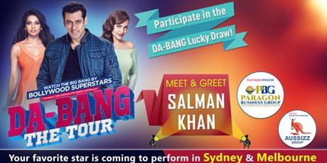 Da- Bang Tour Lucky Draw
