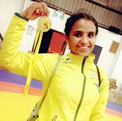 Rupinder Kaur Sandhu to represent Australia at the Asian Indoor and Martial Arts Games  in Ashgabat