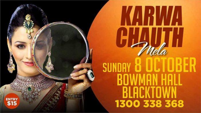 Karwa Chaut Mela in Sydney