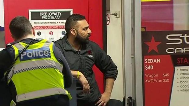 Hari Singh Stabbed at Southland Shopping Centre Carwash