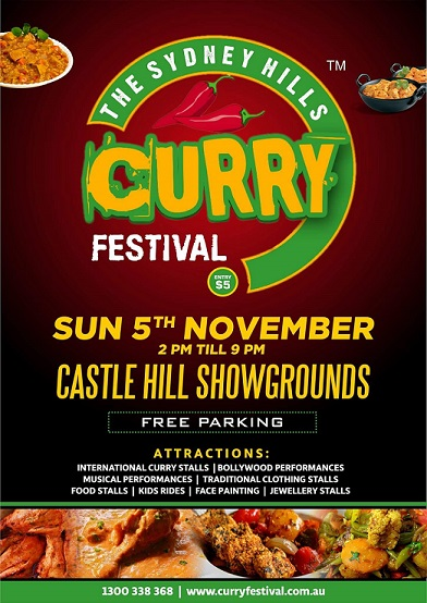 Curry Festival in Sydney
