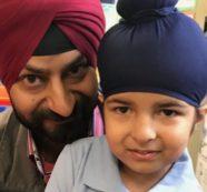 Sagardeep's son will wear a turban in School – A wrong decision indeed
