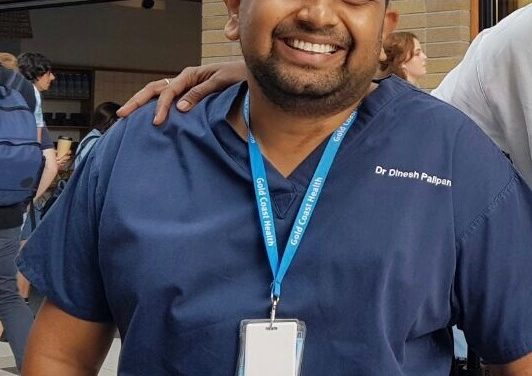 Dinesh Palipana becomes Queensland's first quadriplegic doctor