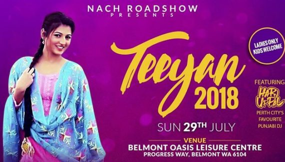 Teeyan Celebrations in Perth 2018
