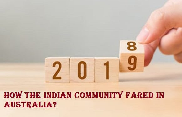 How the Indian Community in Australia fared in 2018 – A Snapshot