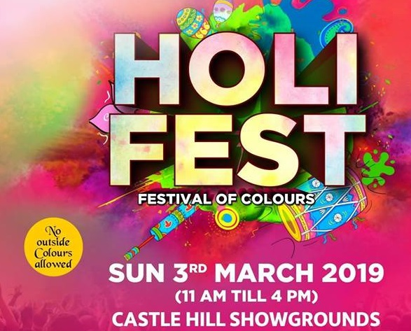 Holi Celebrations in Sydney 2019
