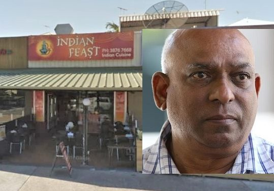 Filthy Indian Restaurant 'Indian Feast' fined $20,000 in Brisbane