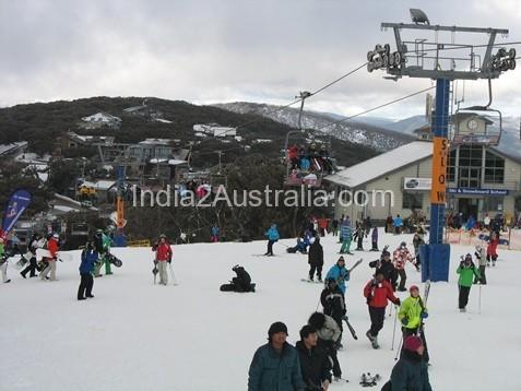 Mt Buller Ski