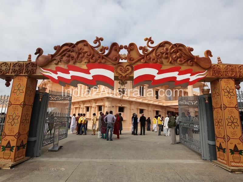 swami narayana temple melbourne