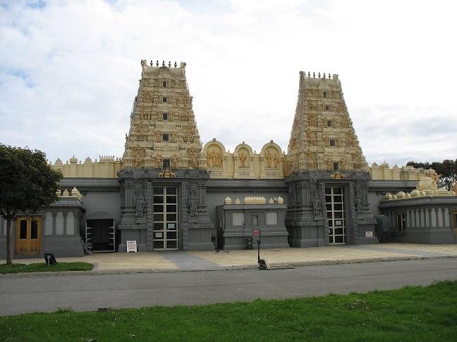 Shiva Vishnu Temple Carrum Downs