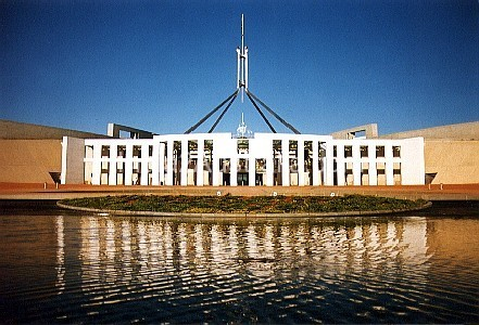 The australian parliament