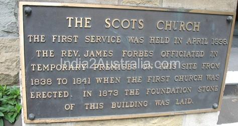 scots church4