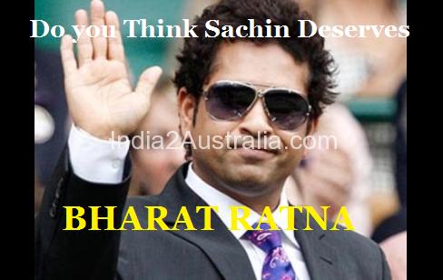 SACHIN BHARAT RATNA
