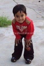 Indian toddler death