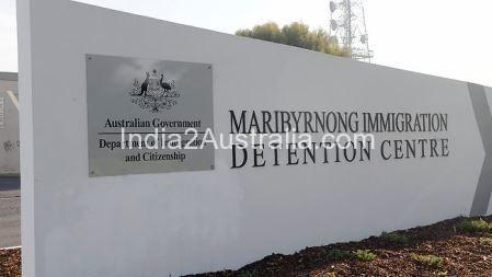 maribyrnong detention centre