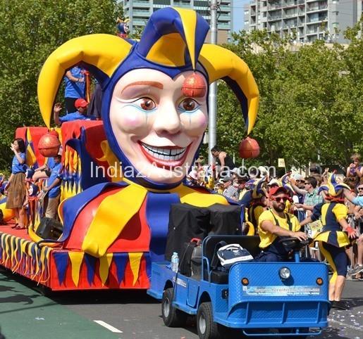 Melbourne Shines on Moomba Celebrations 2014